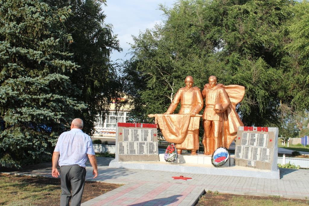 Богучарский район село попасное